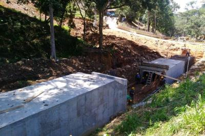Construyen en Floridablanca túnel ecológico para que animales silvestres eviten peligroso cruce de carros