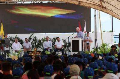 20 mil hectáreas de palma se tienen en el Catatumbo