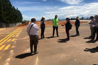 """""""Aeródromo Los Pozos de San Gil ya puede operar"""": Aerocivil"""