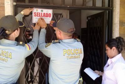 Cierre temporal a dos hoteles de San Gil por incumplir documentación del RNT