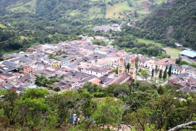 56 familias rurales de Onzaga recibirán casa de interés social