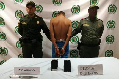 Agarraron ladrón en Provivienda, pero un juez lo dejó en libertad