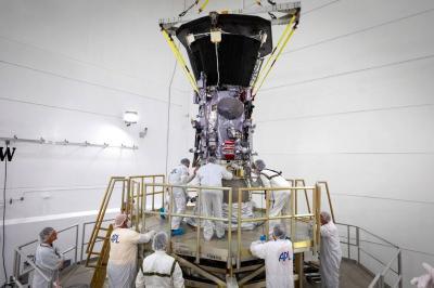 Hoy La Nasa lanzará la sonda Parker, su misión para tocar el sol