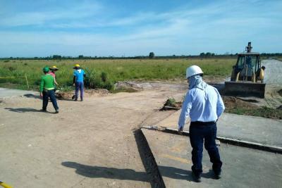 Inició construcción de la villa olímpica en Sabana de Torres