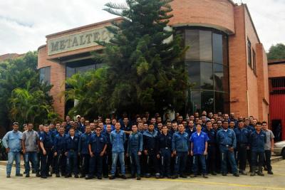 Metalteco, procesos y maquinaria innovadora para la agroindustria