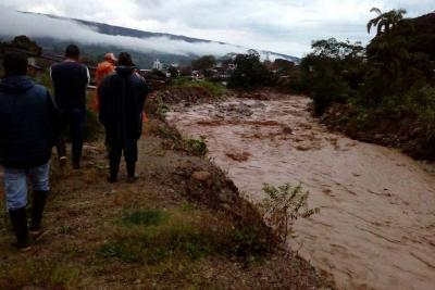 Declaran alerta roja en Mocoa por fuertes inundaciones