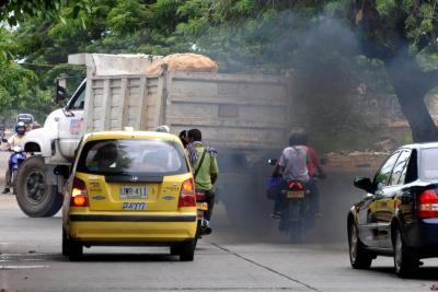Infografía: Las motos, las que más evaden la Revisión Técnico Mecánica en Bucaramanga
