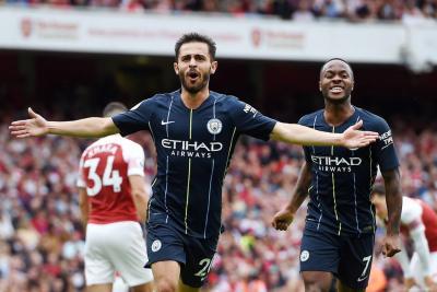 El City campeón amargó el debut de Emery en la Premier