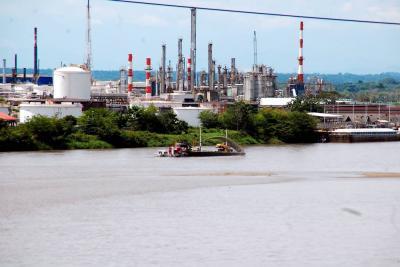 En julio, carga por el río  Magdalena aumentó 10,2%