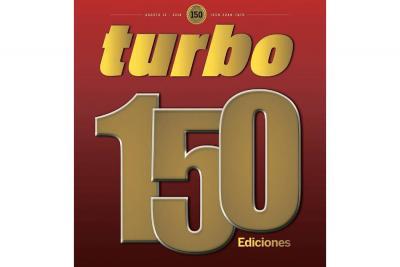 Revista Turbo llega a su edición 150