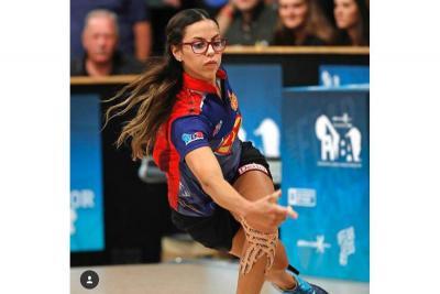 La bolichera Rocío Restrepo, campeona del BowlerX.com