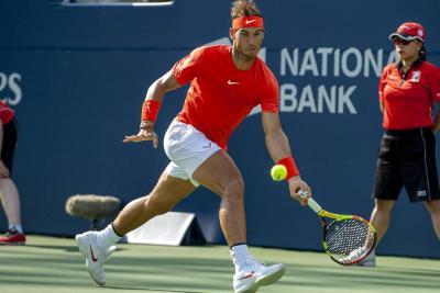 Nadal ganó en Toronto y llegó a los 80 títulos