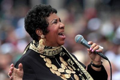 """La reina del soul, Aretha Franklin, está """"muy grave"""""""