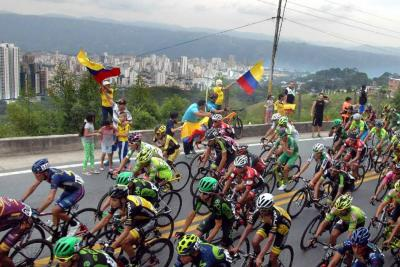 Programe sus recorridos: La vuelta a Colombia llega a Santander y Bucaramanga