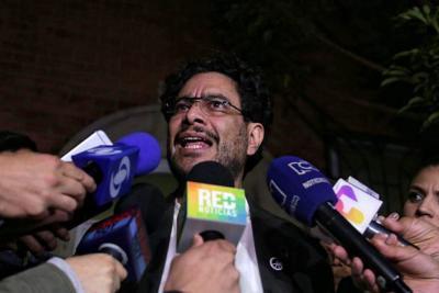 Iván Cepeda denunció a Álvaro Prada por injuria