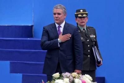 Duque posesionó 13 nuevos funcionarios de su administración