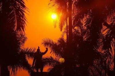 Temperatura máxima de Bucaramanga subió dos grados: Ideam