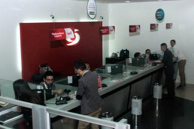 Santander concentra el 3,9% de la cartera financiera del país