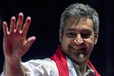 Abdo Benítez asume hoy la presidencia de Paraguay
