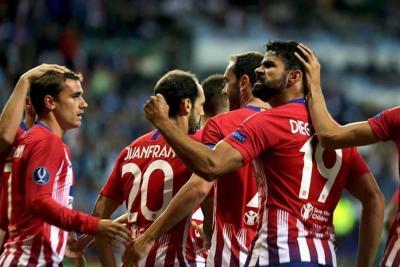 Atlético de Madrid venció 4-2 al Real Madrid y se quedó con la Supercopa de Europa