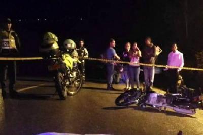 Presunta imprudencia le costó la vida a un conductor en Bucaramanga