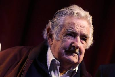 Expresidente uruguayo José Mujica.