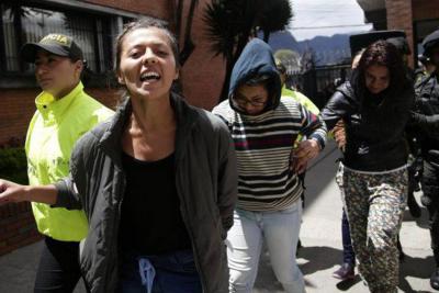 Niegan libertad a mujeres procesadas por atentado en el Andino