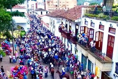 Según Alcaldía, por ahora, feria de San Gil tendría cabalgata