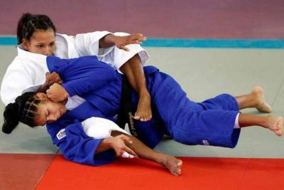 Socorro, sede de campeonato departamental de judo