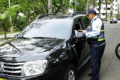 Emitirán más de 40 mil órdenes de embargo a morosos del Tránsito en Bucaramanga