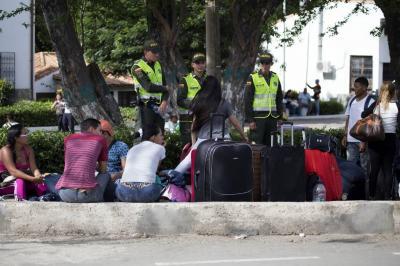 """Maduro califica de """"esclavos y mendigos"""" a los migrantes venezolanos"""