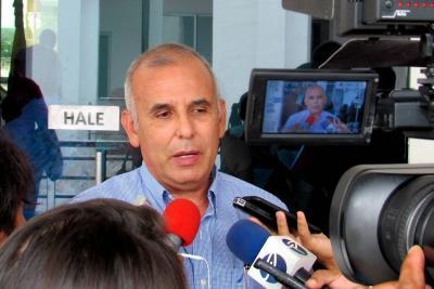 Juez ratificó la medida de aseguramiento contra el Alcalde de Barrancabermeja