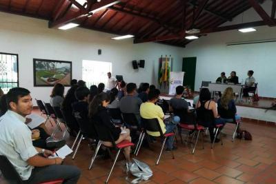 El V Encuentro Internacional de Poesía es el único evento de su tipo en el oriente colombiano.