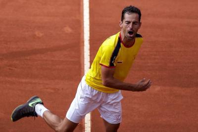 Por primera vez, Colombia integrará el grupo mundial de la Copa Davis