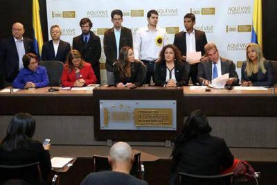 Contrario a lo dicho por la Ministra de Minas, el presidente Iván Duque insiste en que su gobierno no permitirá el uso del fracking en Colombia.
