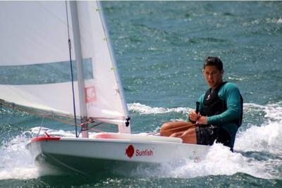 El navegante Simón Gómez estará en los Panamericanos Lima – 2019