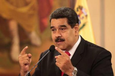Maduro anunció un aumento del salario mínimo al elevarlo hasta un precio 35 veces superior.