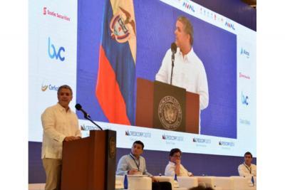 Durante el  congreso de Asobolsa, el presidente Iván Duque Márquez, aseguró que para dinamizar el mercado de capitales es necesaria una actualización normativa.