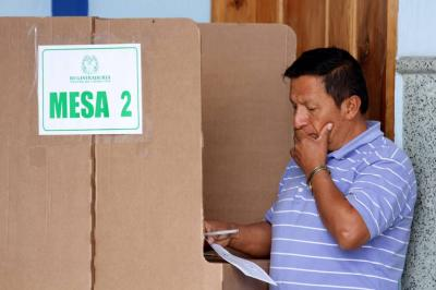 Mañana inician las votaciones de la Consulta Anticorrupción en el exterior