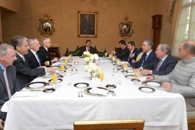 Seguridad y relaciones diplomáticas, temas entre Duque y Mattis