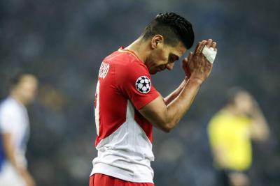 Con Falcao de titular, Mónaco empató ante el Lille