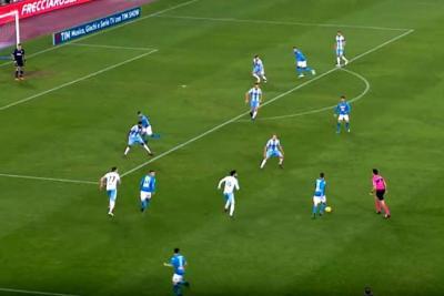 El Nápoles se estrenó este sábado en la nueva temporada de la Serie A con un triunfo por 1-2.