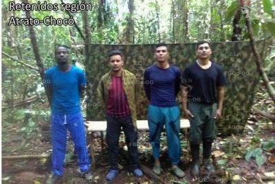 Eln entregó segunda prueba de supervivencia de secuestrados
