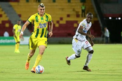 Bucaramanga prolongó su mal momento en la Liga