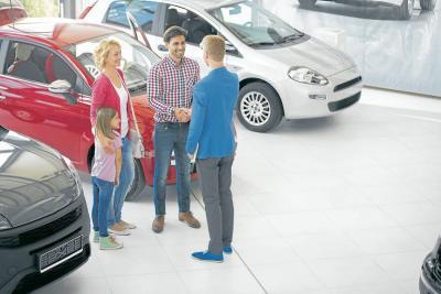 Financiación a mediano y a corto plazo son alternativas para pagar el auto.