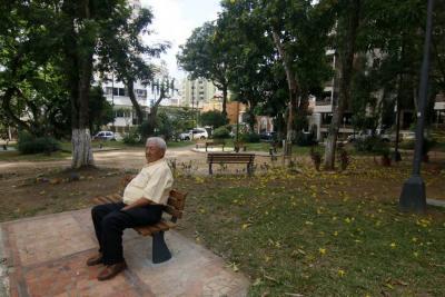 Comunidad denuncia mal estado del  parque Solón Wilches de Sotomayor