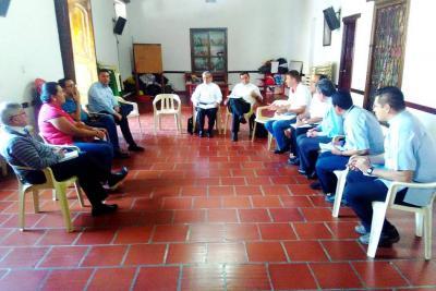 Crearían sitio para ofrecer ayuda humanitaria en San Gil