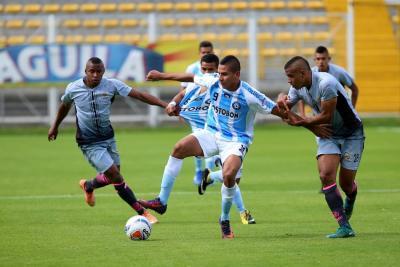 Real Santander rescató un empate en casa de Tigres