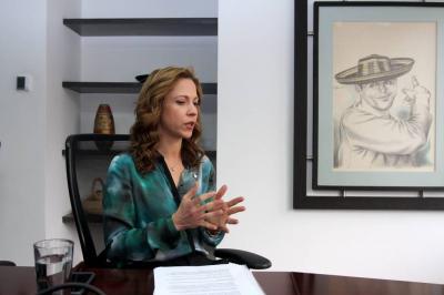De acuerdo con María Claudia Lacouture, directora de AmCham Colombia, las exportaciones agrícolas de Santander hacia Estados Unidos fueron impulsadas por limón tahití y maracuyá, que exportaron 183% y 1.360% más en el primer semestre.