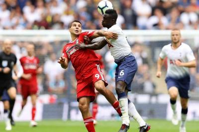 Tottenham ganó y es colíder en Inglaterra